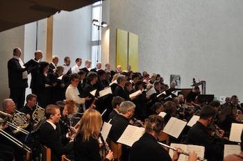 Auferstehungskirche-Chor