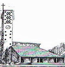 Auferstehungskirche-Grafik