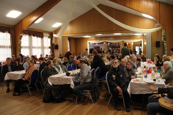 Bei der Maifeier der SPD Zuffenhausen. Fotos: Privat