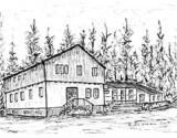 Waldheim-Zuffenhausen-Zeichnung